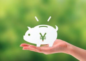 豚の貯金箱イメージ